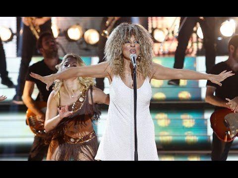 Ruth Lorenzo imita a Tina Turner en 'Tu cara me suena' - YouTube