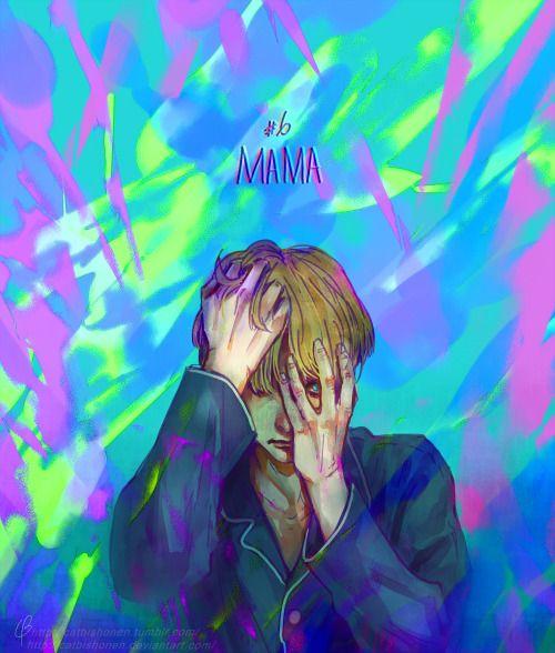 J-Hope Art ❤ 방탄소년단 (BTS) WINGS Short Film #6 MAMA #BTS #방탄소년단