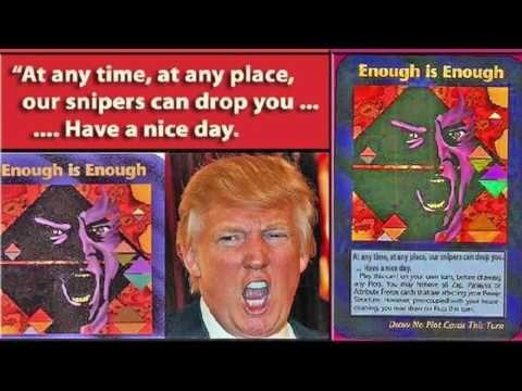Trump***The Simpsons**9/11***Mandela effect