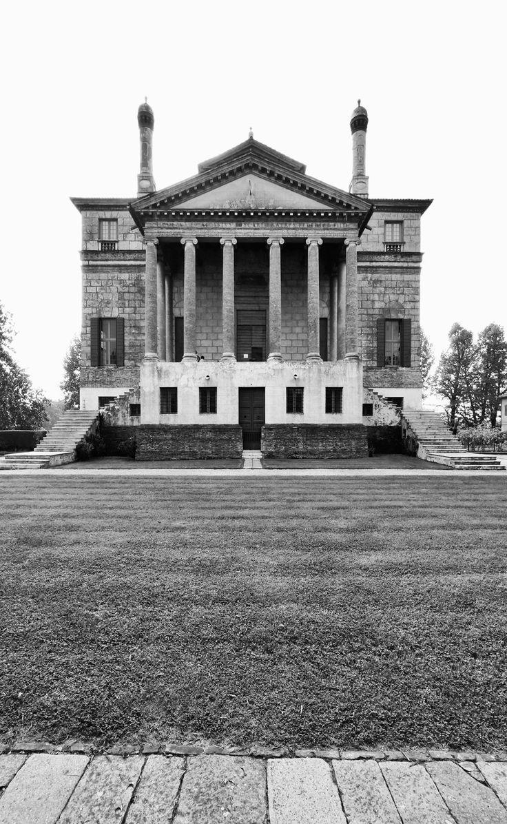 Andrea Palladio, Nicolò Galeazzi · Villa Foscari, La Malcontenta · Divisare