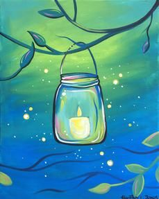 Paint Nite Make Your Own Candle