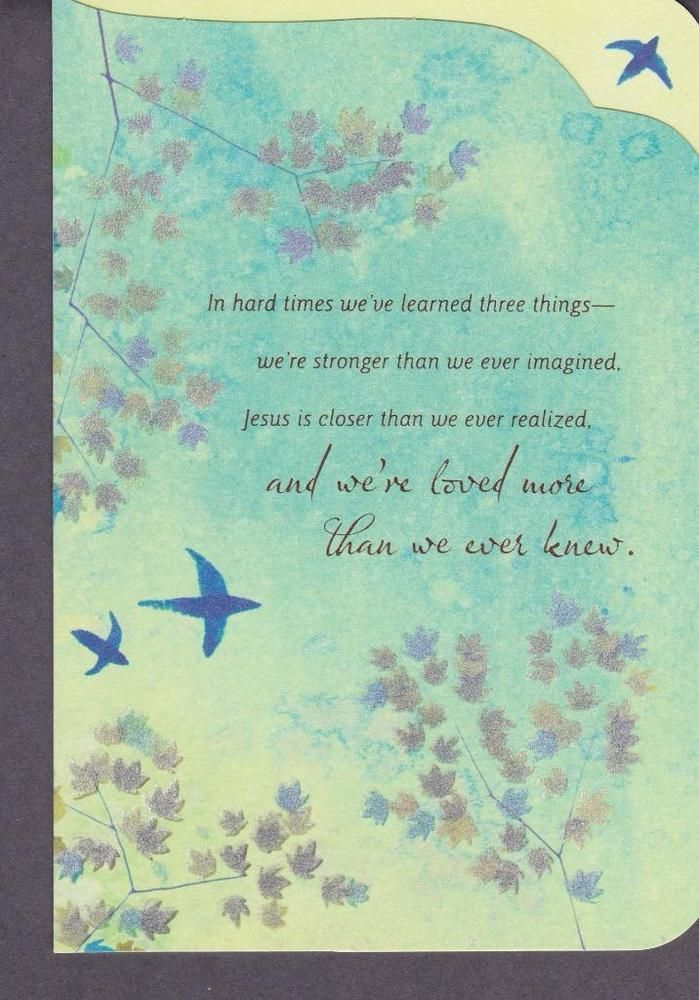 Christian Greeting Card, Encouragement #DaySpring #Encouragement