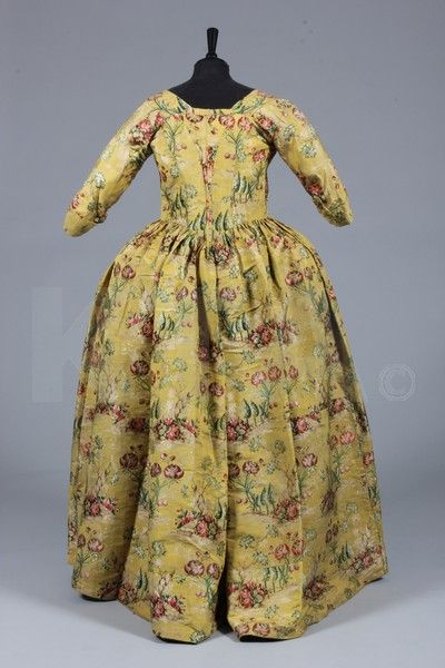 375 Best 18th Century Fabrics Images On Pinterest