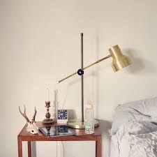 Lampa för nattduksbord