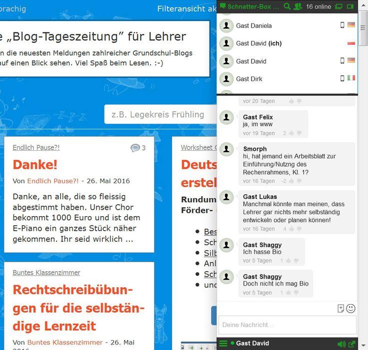 Educational website.