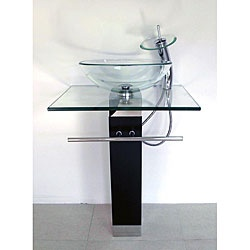 10 Best Images About Glass Bowl Sinks On Pinterest