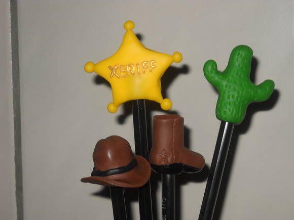 ponteiras cowboy-faroeste   Criative Biscuit   Elo7