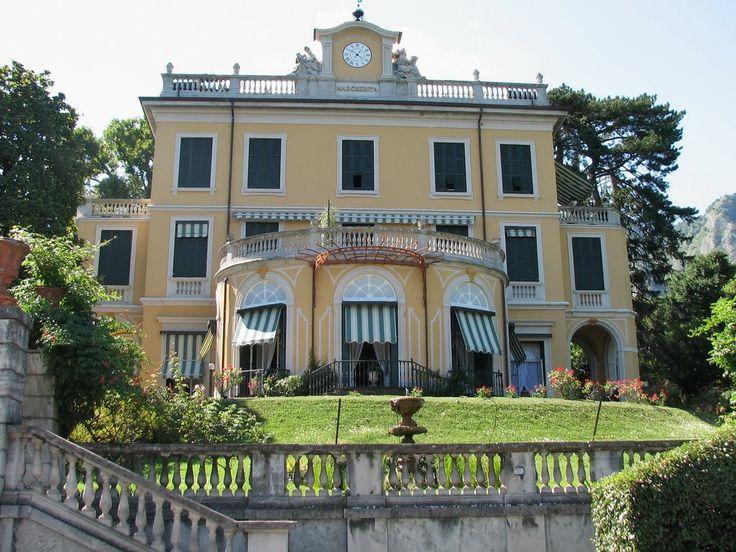 Villa Margherita | Griante #lakecomoville