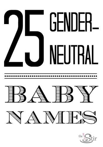 Borrowing From Both Sides Of The Gender Aisle Is Always Becoming More And Popular List Baby NamesBest