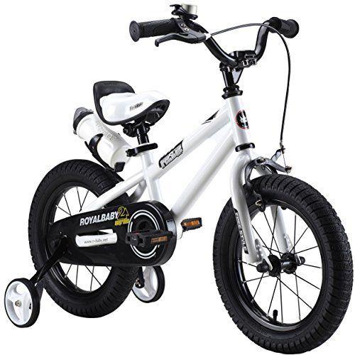RoyalBaby Kids Freestyle Bike 12 inch 14 inch 16 inch BMX for Boys and Girls by Royalbaby
