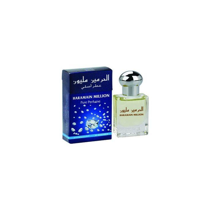 Al Haramain – Million 15 ml CPO perfumy w olejku, perfumy arabskie, perfumy orientalne, perfumy niszowe