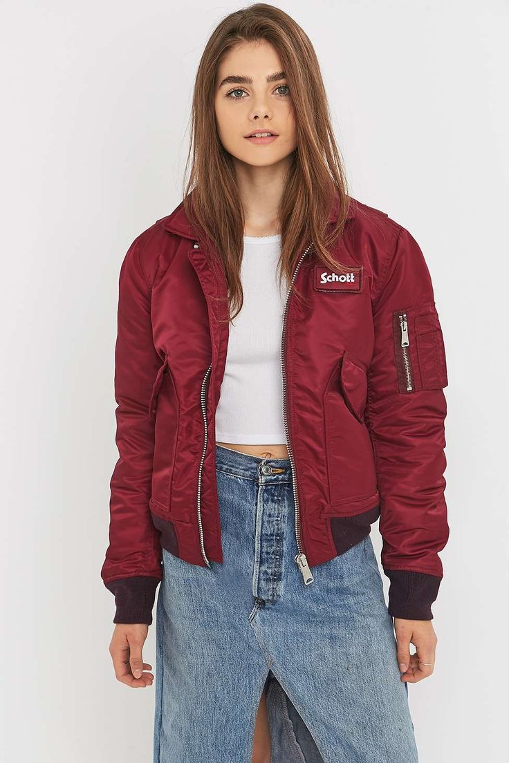 Best 25  Maroon bomber jacket ideas on Pinterest | Burgundy bomber ...