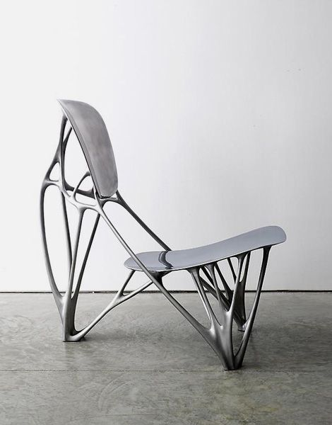 Bone Chair by Joris Laarman