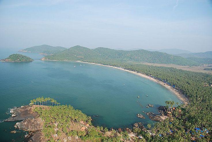 Palolem Beach , #Индия, #Гоа