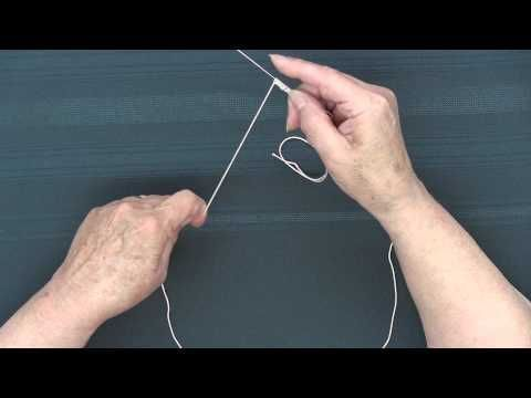 ▶ An Introduction to Needle Tatting - YouTube