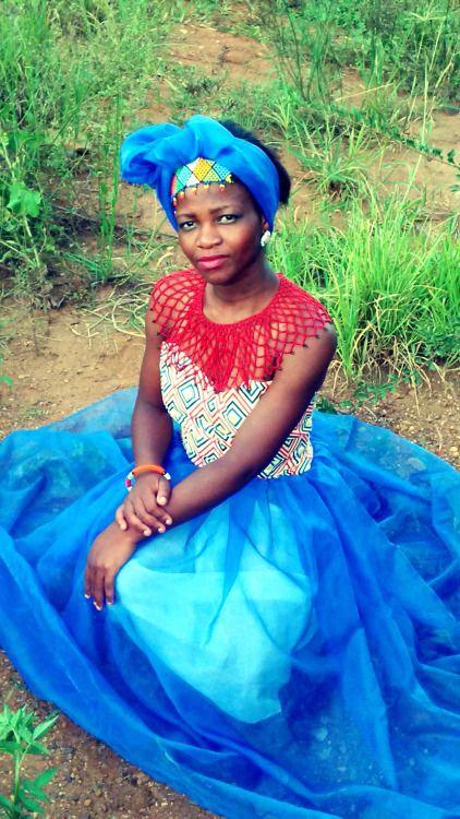 #DistinctClothingbyTuwe #Queen #zulu #ethnic #bride