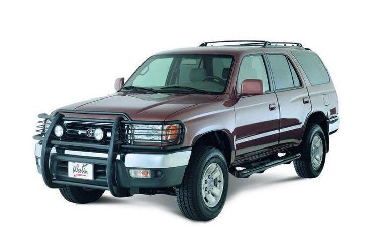 Westin 40-1365 Toyota Tundra 2003-2006 Sportsman Grille Black Single Hood Bar