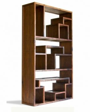 The Great Wall Bookcase - Tansu Asian Furniture Boutique -