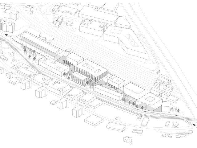 UVEK CAMPUS ITTIGEN - Barcode Architects