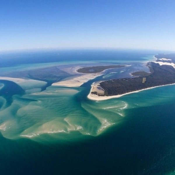 Fraser Island Australia: Brisbane And The Northern Territory