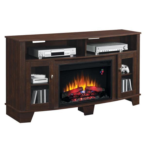 Tv Console Cardi S Furniture Electric Fireplace Media Console