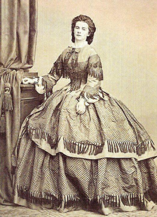 Helena, Sisi's elder sister Empress Elisabeth of Austria (due to the movie also known now as Sissi, 1837-1898)