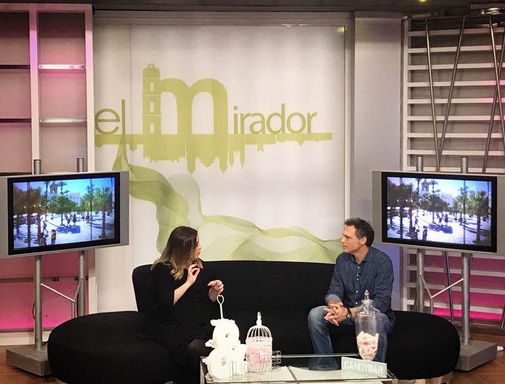 Empezamos la semana con fuerza y hoy nos ha tocado comenzarla con los amigos de El Mirador de Onda Cádiz, donde hemos hablado de Comuniones 2017: tendencias, moda, regalitos, etc.  LOVE  #love #amor #tv #television #radio #lunes #monday #wedding #weddingplanner #boda #bodasbonitas #bodasunicas #happy #feliz #Cádiz #comunion #bebe #baby #handmade #deco #decor #design #diseño #inlove #instadaily