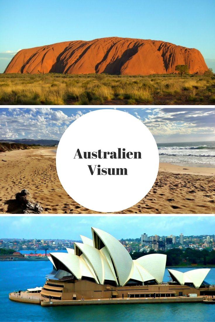 Australien Visum online beantragen & kostenlos erhalten - alles, was du zum Touristenvisum für deine Reise wissen musst.