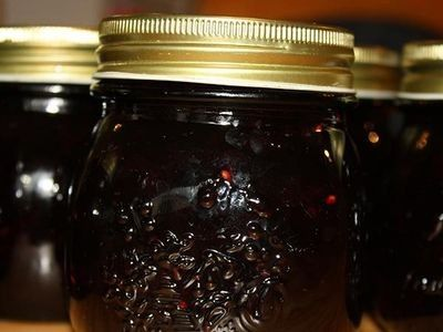 Mulberry Jam recipe