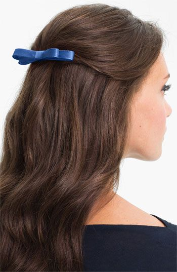Barrette Hairstyles Captivating 29 Best Hair Barrettes Images On Pinterest  Hair Barrettes Hair
