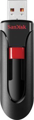 SanDisk Cruzer Glide 2.0 USB Flash Drives (Black/Red)