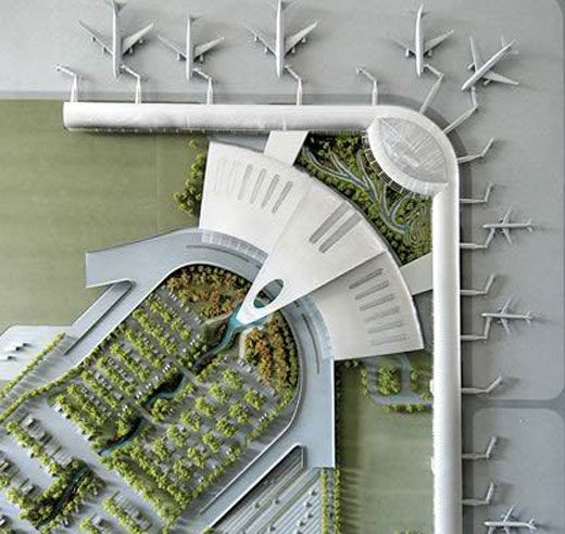 62 Best Airport Building Research Images On Pinterest Airports Airport Design And