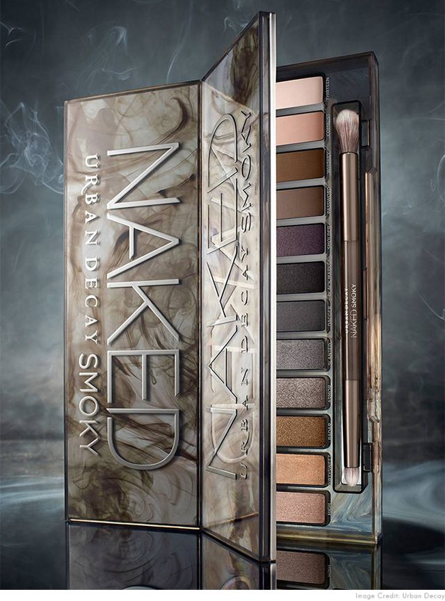 Beauty News: Urban Decay Smokey Palette - UK Release