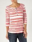 Sail Stripe Henley Shirt - Quiksilver