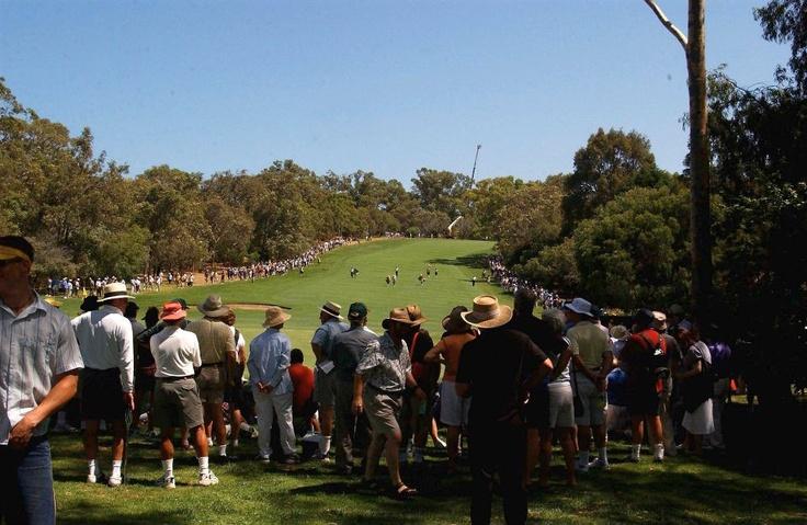 Perth International Golf Championship   Lake Karrinyup Country Club   18 - 21 October