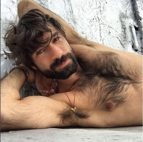 The Bear Underground  Photo  Beards  Pinterest  Hairy -1071