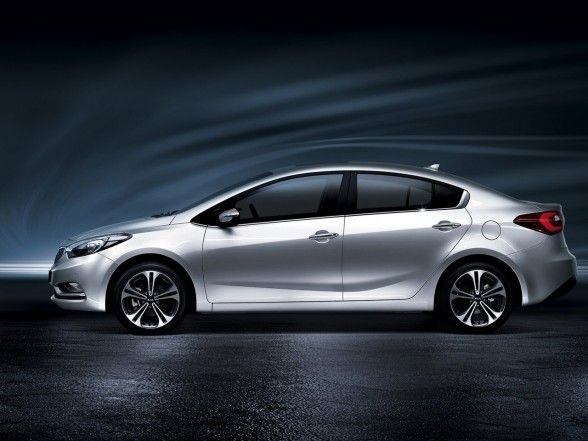 2013 Kia Cerato New Small Car