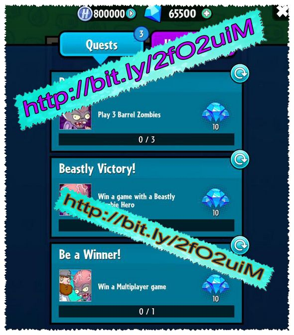 PvZ Heroes Generator Gems absolutely free NO COST
