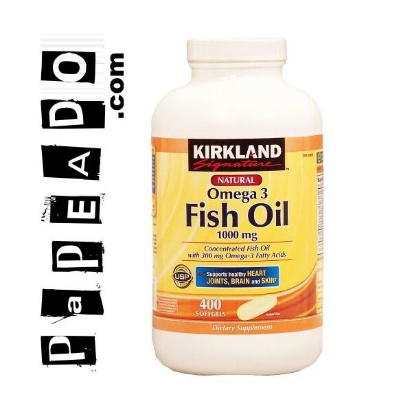 Best 20 omega 3 1000mg ideas on pinterest for Kirkland fish oil reviews