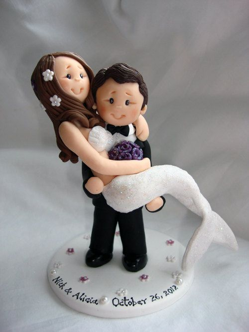 Wedding Cake toppers made to order!