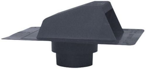Deflecto RCDVT Exhaust Roof Cap With Tailpiece For Dryer Venting