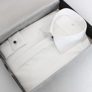 chemise sans repassage, chemise sur mesure, chemise homme, achat chemise, boutique chemise, chemise grand col italien, chemise blanche, chemise gorge cachée