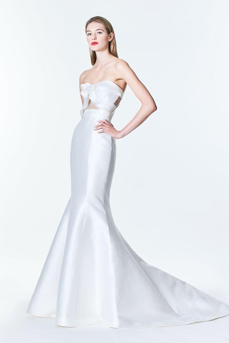 Awesome See Carolina Herrera us Fall wedding dress photos