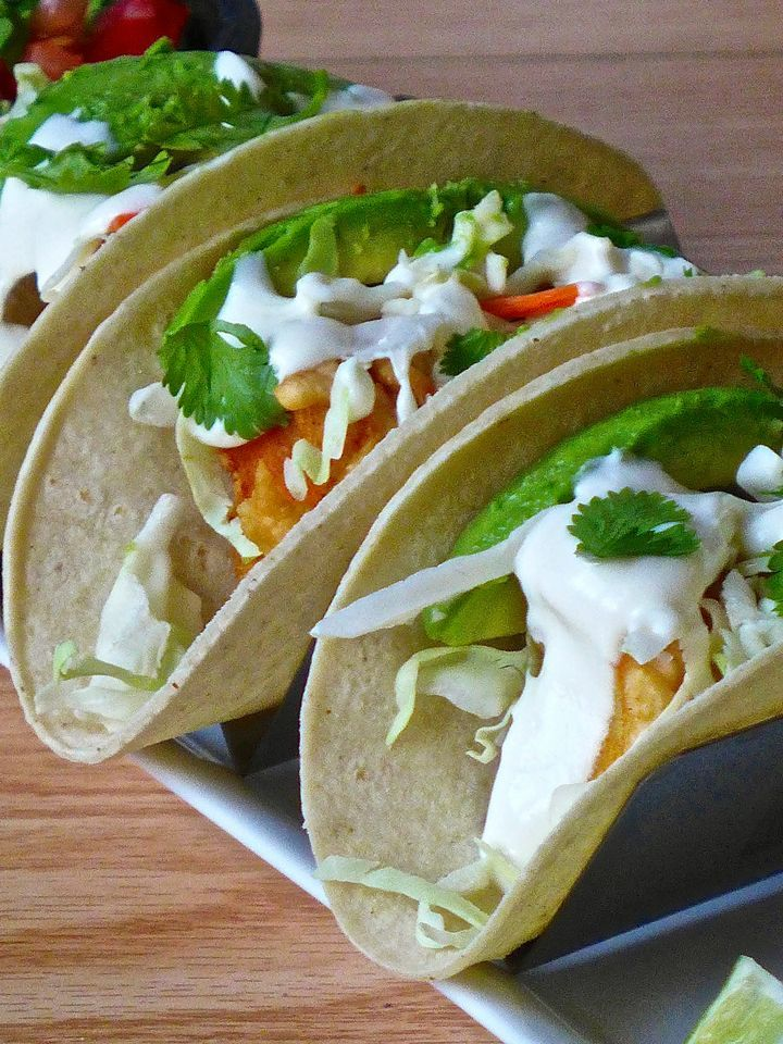 Best 83 things id like to cook ideas on pinterest for Authentic fish tacos