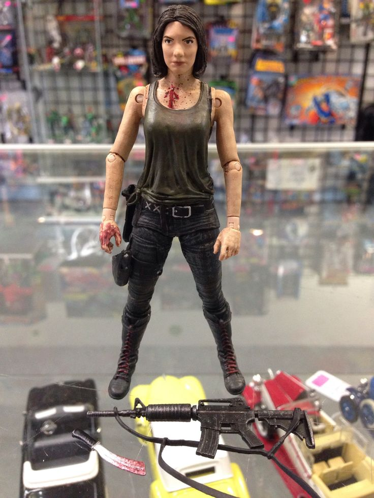 McFarlane The Walking Dead Series 5 Maggie