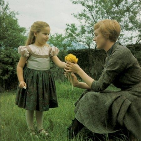 The sound of music- one of my favorite movies of all time.
