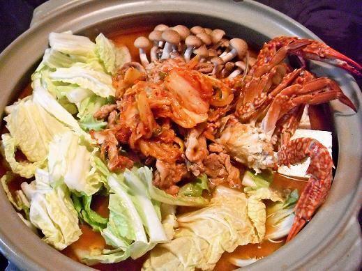 タモリ流チゲ鍋