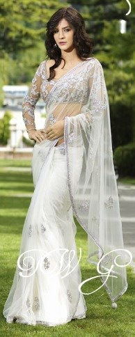 Want a blouse like this for my white saree.