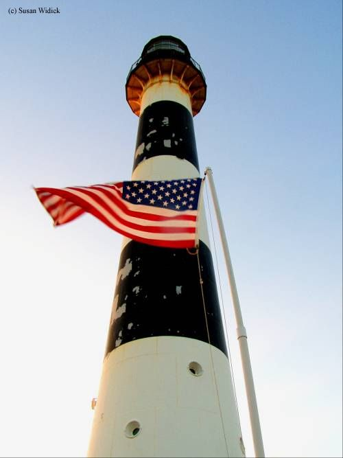 Cape Canaveral Lighthouse in Cape Canaveral, Florida