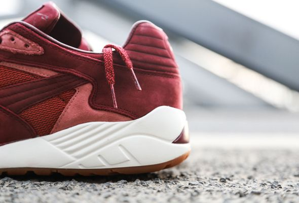 "Puma X BWGH XS-850 ""Madder Brown"" 2014 Collection"